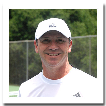 Gavin Havrilenko,  Head Pro & Tennis Director